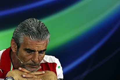 Arrivabene rues missed double podium