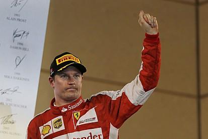 Arrivabene - C'est officiel, Räikkönen est de retour!