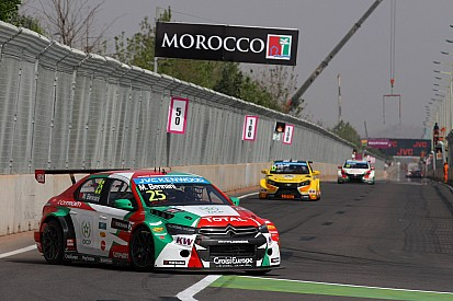 Raft of penalties announced in second Marrakech race