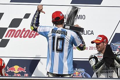 Rossi - Le maillot de Maradona? C'était prévu depuis l'année dernière