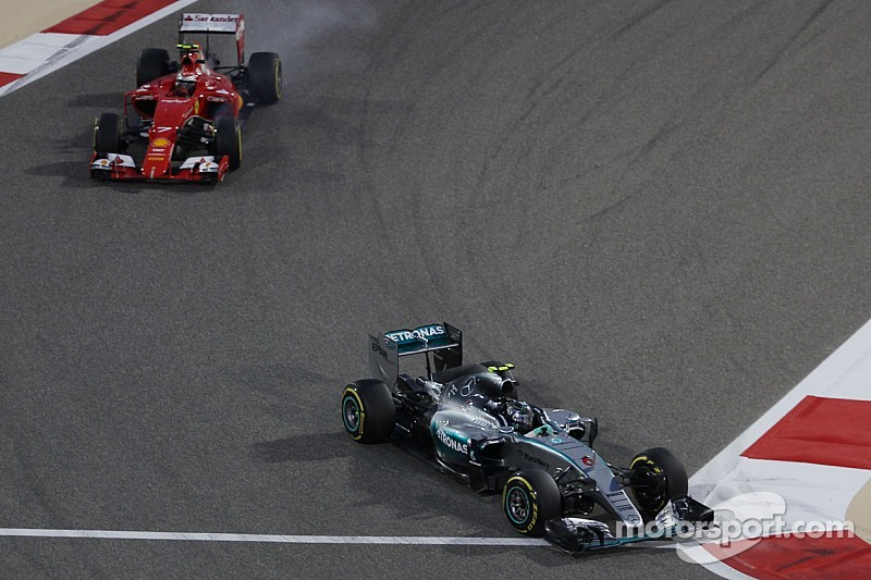 Set-up changes caused Mercedes' brake issues
