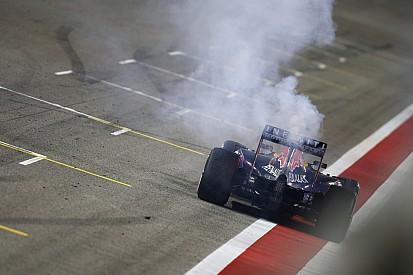 """""""Hice todo lo que podía hacer"""": Ricciardo"""