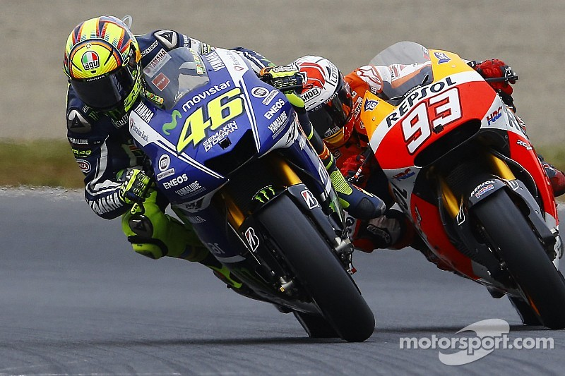 Valentino Rossi calls Marquez an 'all or nothing' rider after Argentina collision