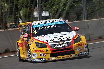 A disappointing result for Tom Coronel in Moroccan WTCC weekend - video
