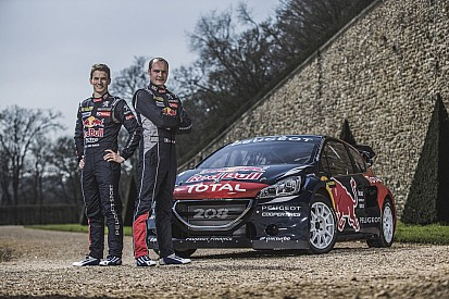Team Peugeot-Hansen gunning to get started!