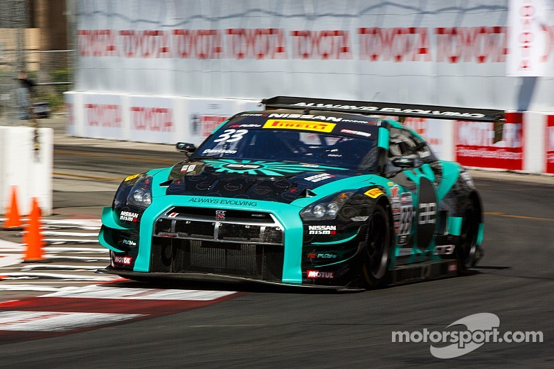 Fifth place for Davison on the mean streets of Long Beach