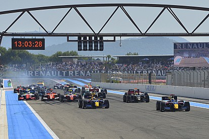 Formula Renault 3.5 kicks off 2015 season at Motorland Aragón