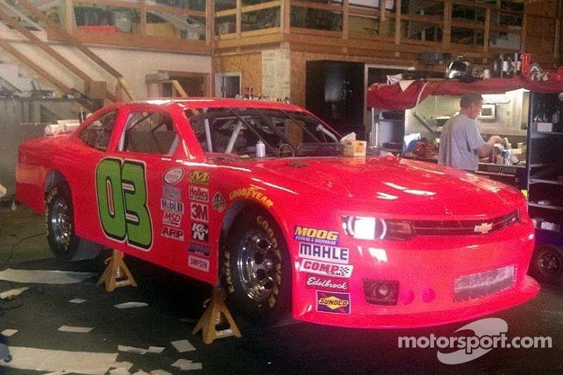 Johanna Long making NASCAR comeback this weekend at Richmond