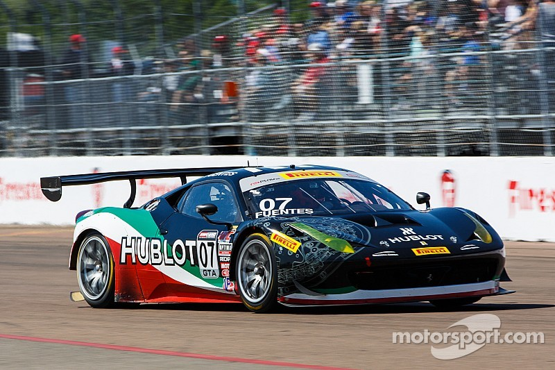 Scuderia Corsa grabs two top-ten finishes in fight for survival at Long Beach