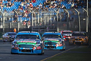 Supercars Commentary The FG X's secret key to beating Triple Eight