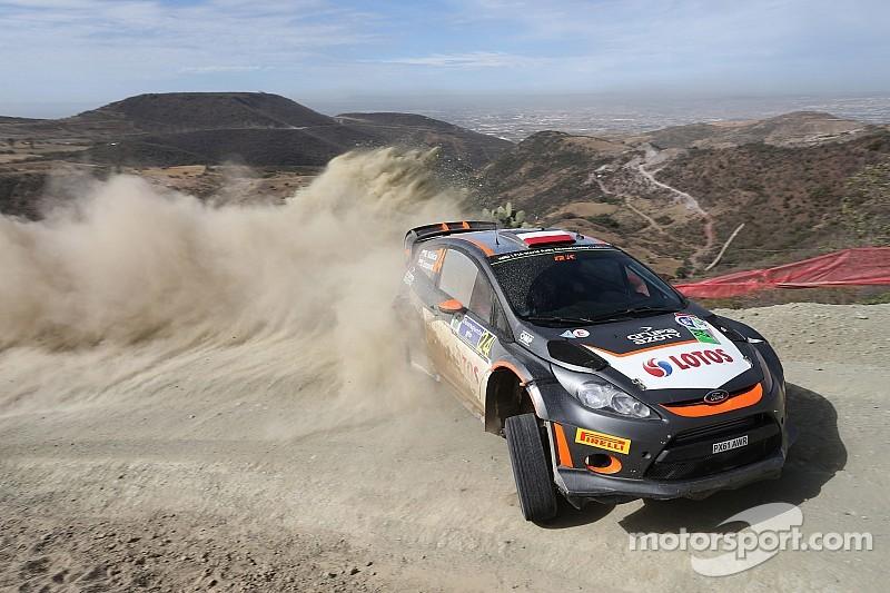 Kubica forfait pour le Rallye d'Argentine
