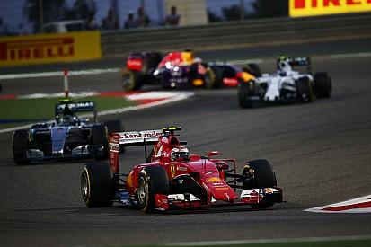 Comment Raikkonen aurait pu l'emporter à Bahreïn