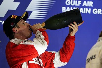 Как Райкконен мог выиграть Гран При Бахрейна