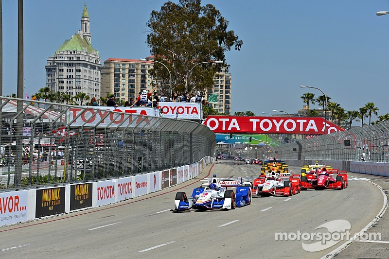Vidéo IndyCar - Résumé du Grand Prix de Long Beach