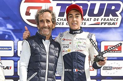 Giuliano Alesi: next generation makes winning start
