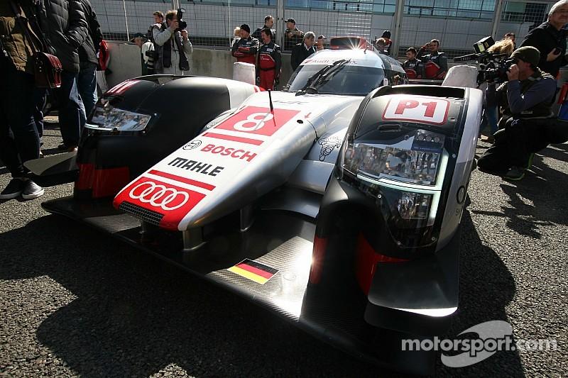 Quatre questions à René Rast avant Spa et Le Mans