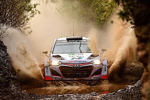 WRC Actualités De nouvelles améliorations pour Hyundai en Argentine
