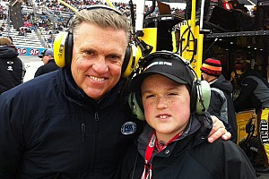 NASCAR Cup Obituary Steve Byrnes, beloved broadcaster, passes away