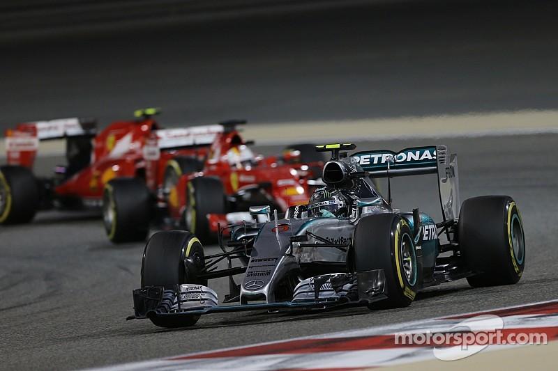 La temporada todavía es muy larga, dice Rosberg