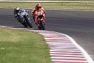 Márquez dice que pelear con Rossi fue
