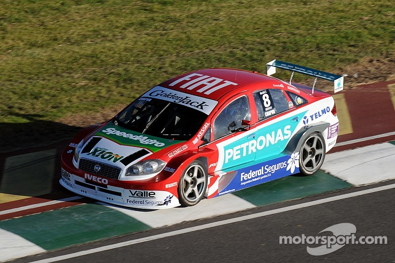 STC2000: El Equipo Fiat Petronas viaja a Rosario