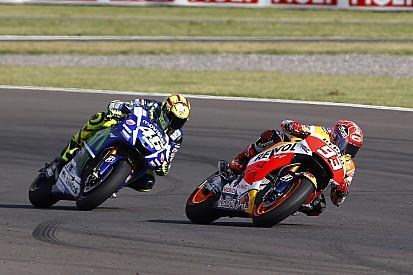 Après sa chute, Márquez se reproche son manque de patience