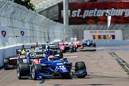 Indy Lights: Jones going for four straight