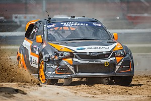 Global Rallycross Breaking news Daytona adds second round to Red Bull Global Rallycross event
