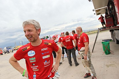 Co-driver Damen killed in cross country rally accident