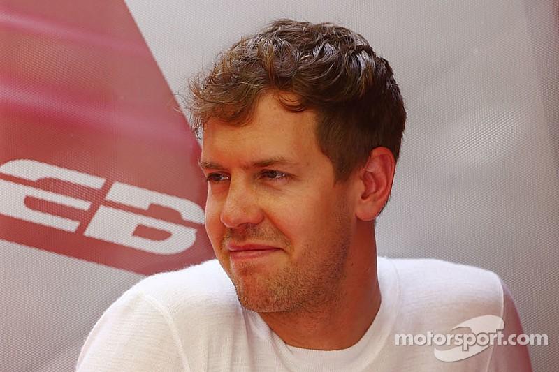 Vettel será padrino de la ADAC Fórmula 4
