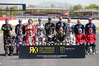 World RX crews prepare for 2015 season-opener in Portugal