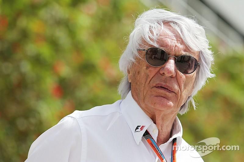 """Ecclestone - """"La F1 pourrait poursuivre avec deux moteurs différents"""""""