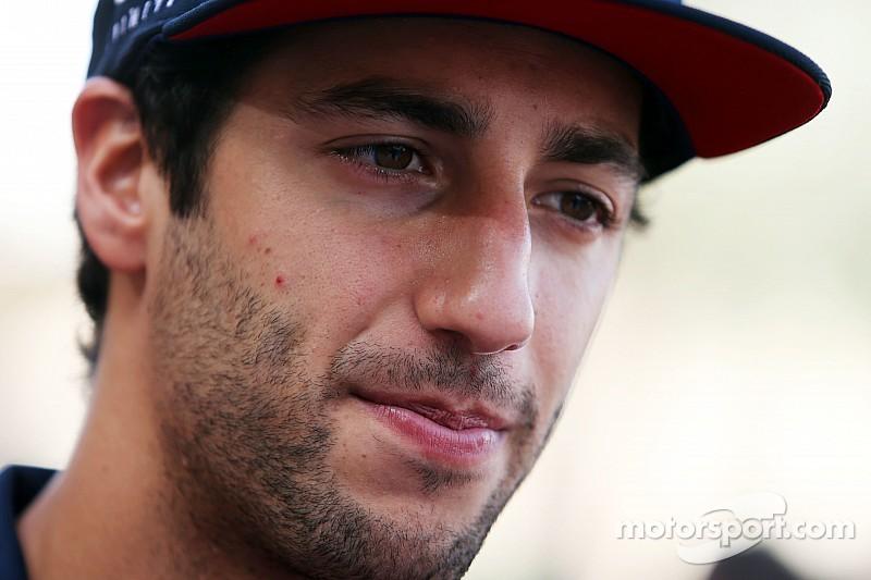 "Marko: Ricciardo on ""same level"" as Vettel"