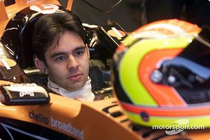 Экс-пилот Ф1 Антонио Пиццония вновь поедет в Auto GP