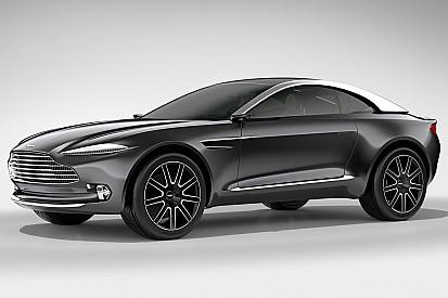 Le CUV Aston Martin DBX produit aux USA?