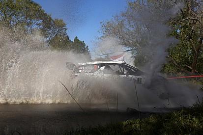 Экипажи Citroen возглавили гонку после первого дня