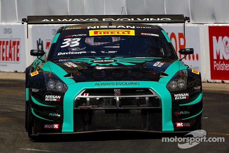 Davison wins controversial one-lap shootout, drivers react