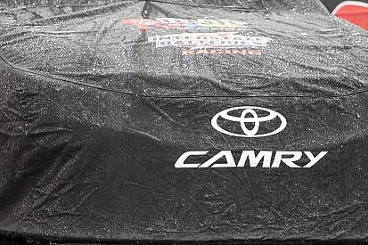 Lluvia pospone Sprint Cup en Richmond