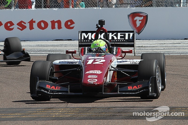 Pigot Perfect in Legacy Indy Lights 100