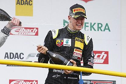 Mick Schumacher ya es ganador en el automovilismo