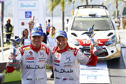 Kris Meeke gana su primer rally en el WRC