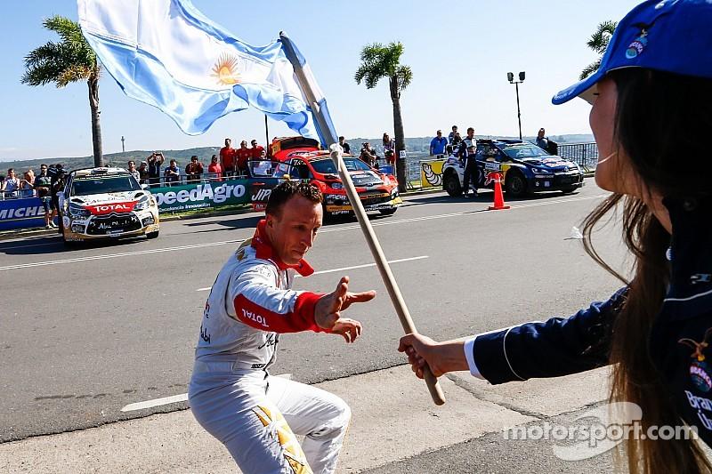 Kris Meeke dedicates maiden WRC win to Colin McRae