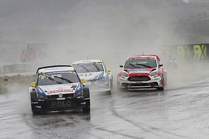 Кристофферссон выиграл первый этап WRX