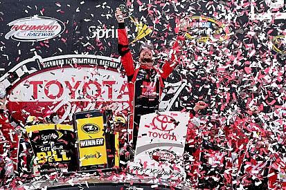 Kurt Busch , 26 triunfos en Sprint Cup
