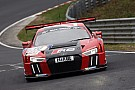 VLN Audi buoyed for Nurburgring 24 after new R8's VLN win