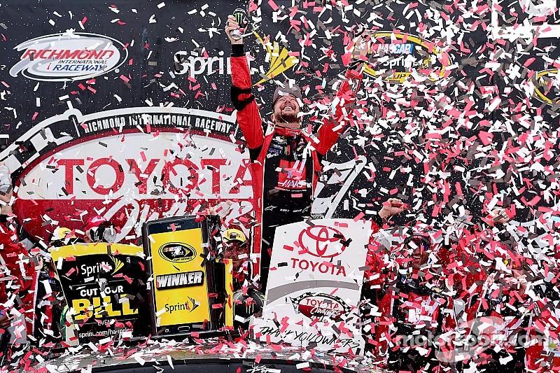 NASCAR - Kurt Busch dominateur à Richmond