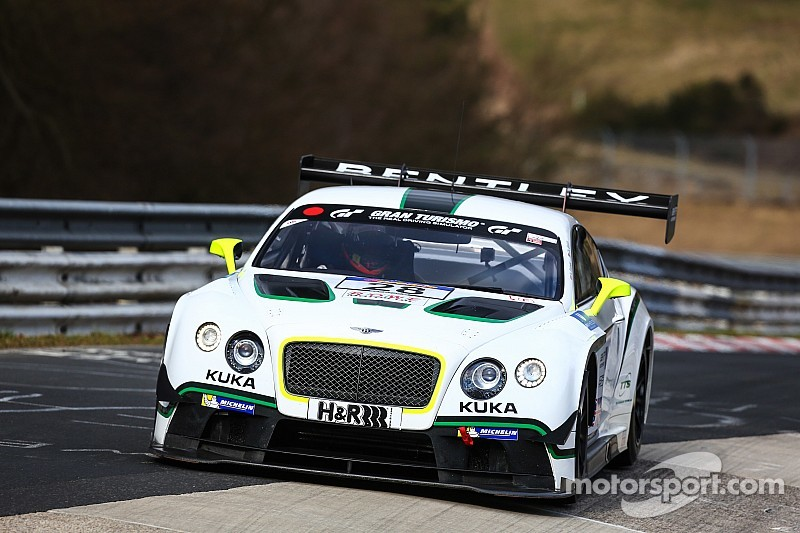 Primat and HTP battle back for VLN top-10
