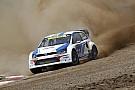 Encouraging start to World RX for Marklund Motorsport
