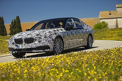 Régime sec pour la future BMW Série 7