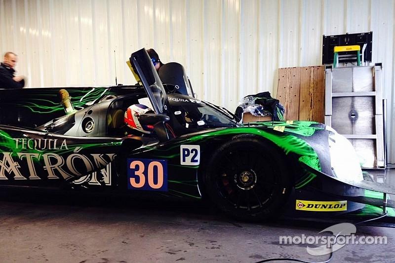 ESM провела тесты Ligier JS P2